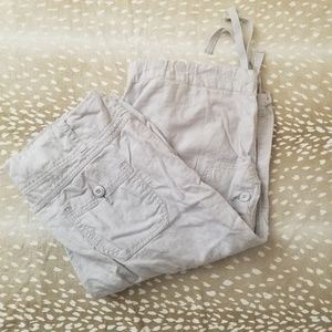 Anthropologie hei hei Cargo Shorts Size 14 F8
